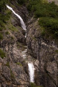 Höhenbach Wasserfall