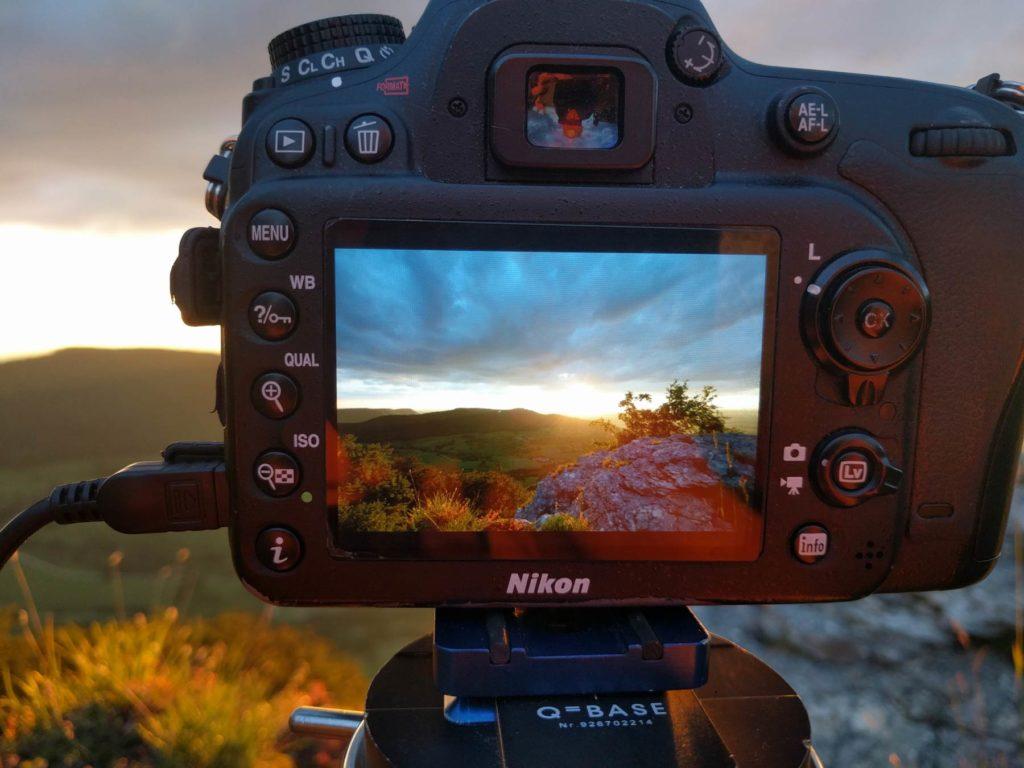 Landschaftsfotografie Ausrüstung