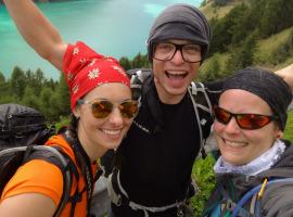 Das Ende unserer Alpenüberquerung