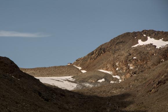Niederjochtal mit Similaunhütte