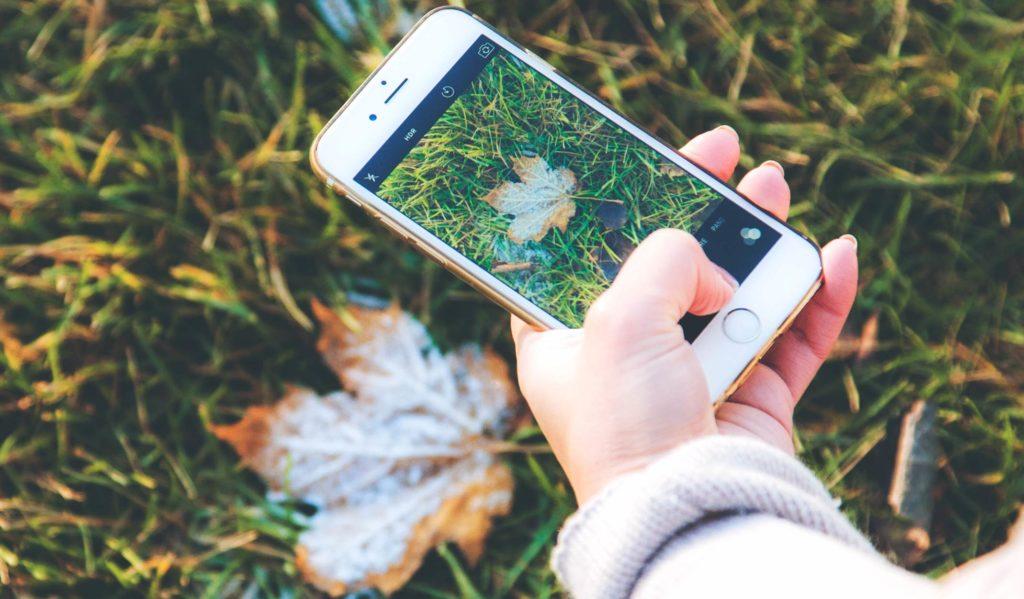 Fotografie Ausrüstung Smartphone